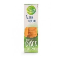 Krekry Cheesy Discs oregano 100g