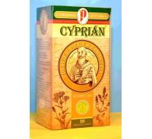 Čaj Cyprián - štítna žľaza - porciovaný