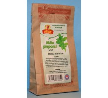 čaj Mäta pieporná – vňať (Herba menthae)