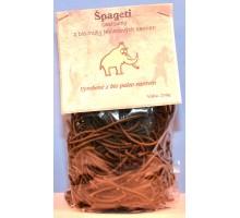 Cestoviny z tekvicových semien - špagety paleo