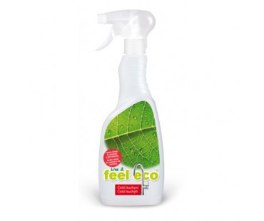 Čistič kuchýň Feel eco 500ml