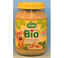 Pyré brokolica so zemiakmi – BIO (bezgluténový produkt)