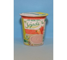 SOJADE – jogurt sójový jahoda