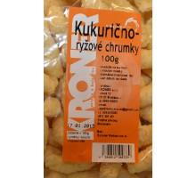 Kukurično - ryžové chrumky
