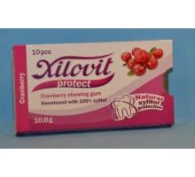 XILOVIT PROTECT – žuvačky s príchuťou brusnic